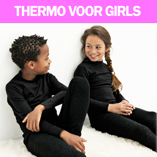 Thermo miesjes