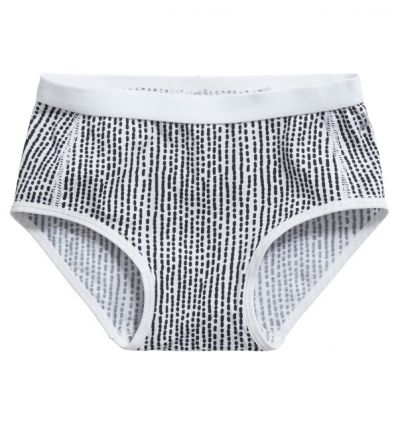 Ten Cate Meisjes Brief Slip Raindrops 2-6Y