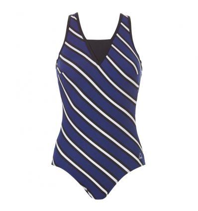 Tweka Badpak Soft Cups Navy PJ Stripes