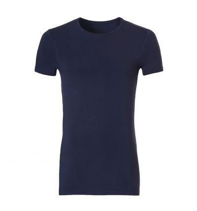 Ten Cate Heren Bamboo  T-shirt Black Iris