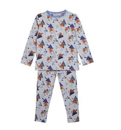 Ten Cate Jongens Pyjama Winter Deer 3-10Y