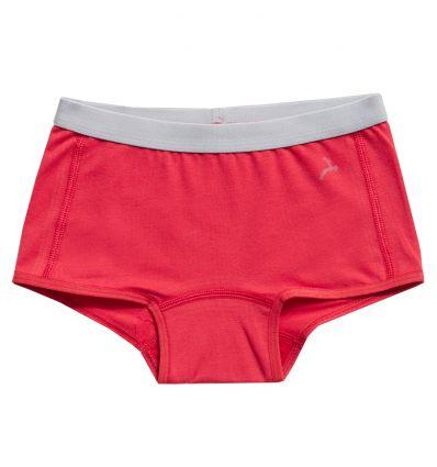 Ten Cate Meisjes Short Ribbon Red 2-10Y