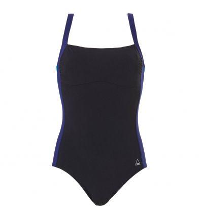 Tweka Badpak Pool Swimsuit Soft Cup Zwart