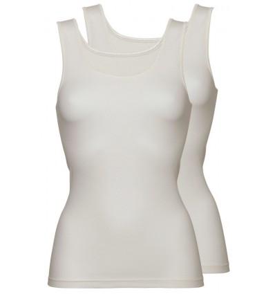 Ten Cate Dames Shirt Ivoor 2Pack