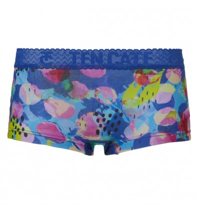 Ten Cate Meisjes Hipster Dots Blue